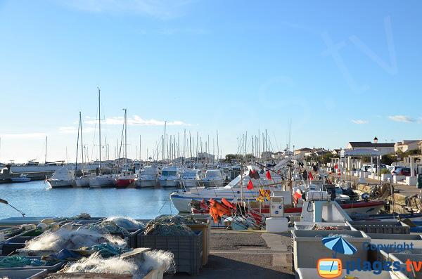 Port des Saintes Maries de la Mer