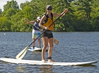 Le stand up paddle (paddle board)