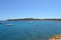 Le belle spiagge attorno ad Antibes e Juan les Pins