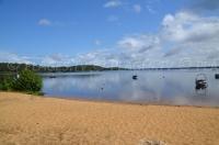 Lacanau-Ocean: one of the largest seaside resorts in Gironde in France