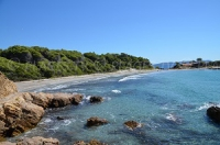 Bormes-les-Mimosas: exceptional beaches in a preserved setting