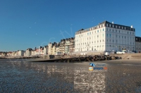 Wimereux: beautiful resort of the glory days on cote d'opale in northern france