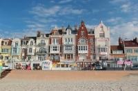 Malo-les-Bains, the seaside resort of Dunkirk