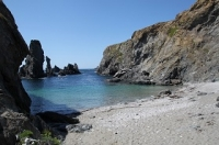 Belle Ile en Mer in France - The top 12 of the most hidden beaches