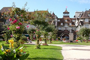 Discover Deauville and Trouville in Normandy