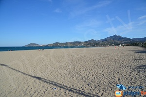 Argelès-sur-Mer : beautiful beaches and many campsites
