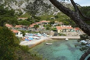 La Provenza e i suoi capanni da pesca in riva al mare