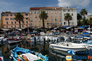 Holiday in Ajaccio : tour of the city, the bay, the beaches and the Sanguinaires islands