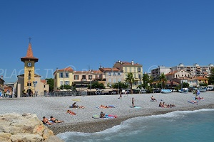 Cagnes sur Mer: points of interest and beaches