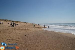 Brétignolles-sur-Mer : a seaside destination for all in France