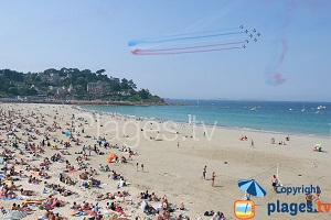 Perros-Guirec in Brittany and the reserve of Sept-Îles