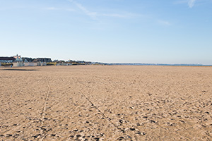 The most important seaside resorts around Caen