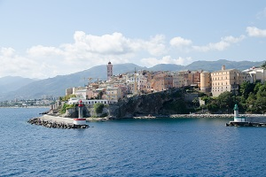 Bastia: point of entry into Cap Corse