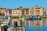 St Jean de Luz: Basque Country and Atlantic Ocean