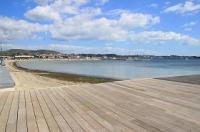 Balaruc-les-Bains entre thermalisme et détente sur les plages