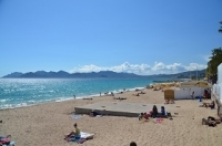 Alpi Marittime : spiagge di sabbia si alternano a spiagge di ciotoli