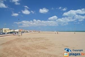 Narbonne-Plage : una località balneare nel paese dei catari in Francia