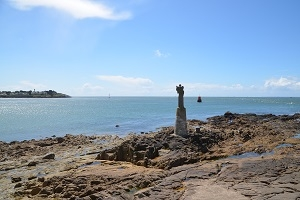 La presqu'île du Rhuys en Bretagne