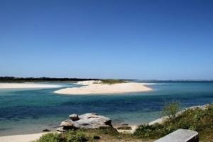 La côte des sables : les plus belles plages de la Bretagne