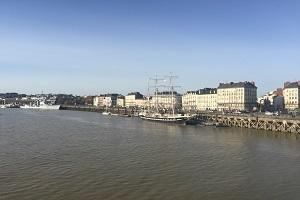 Nantes et les belles plages à proximité