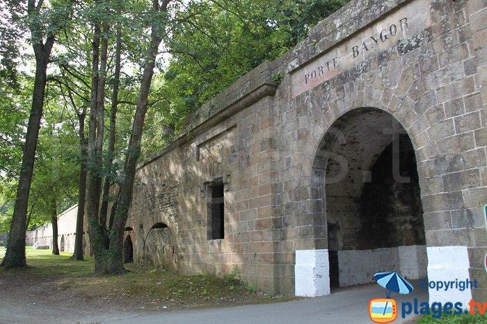 Ancienne forteresse du Palais