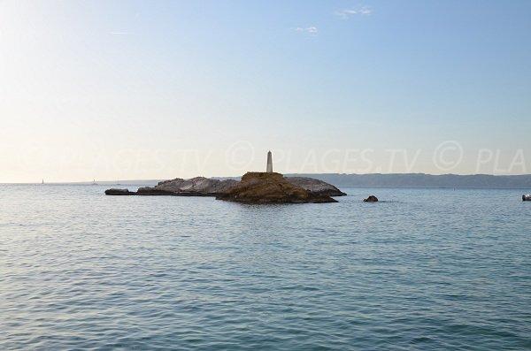 Rocher des Pendus à Marseille