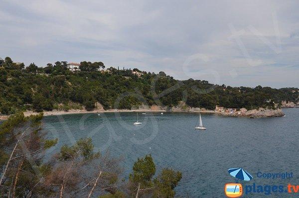 Anse de Méjean à Toulon
