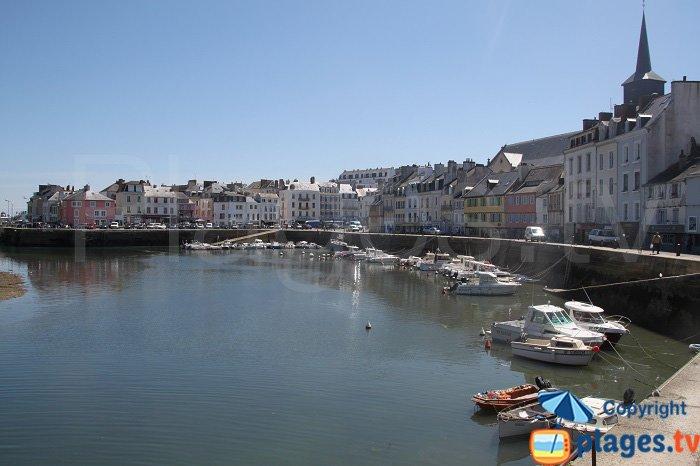 Port du Palais - Belle Ile