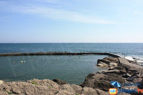 Dombret rocks  - Les Sables d'Olonne