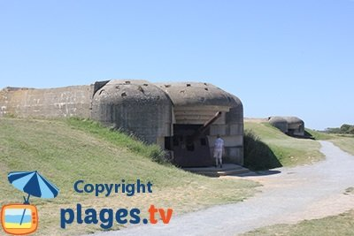 Battery of Longues sur Mer - Normandy
