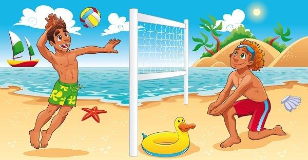 Beach Volley: un sport à pratiquer sur les plages