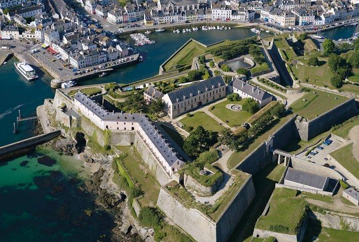 Citadelle de Vauban à Belle-Ile