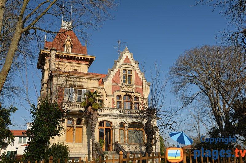 Villa dans la ville d'Hiver d'Arcachon