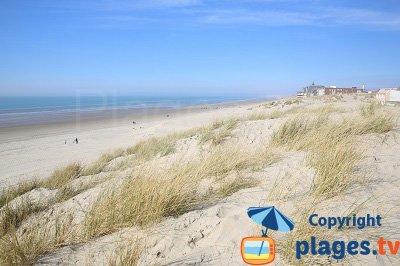 Berck sur Mer in Francia - spiagge