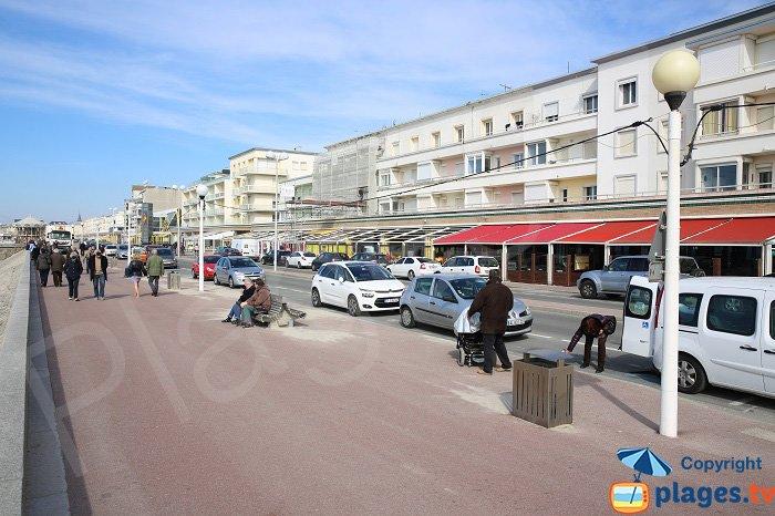 Promenade in Berck