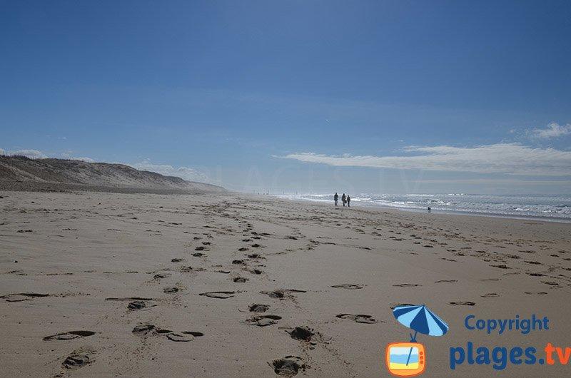Biscarrosse et sa plage sud