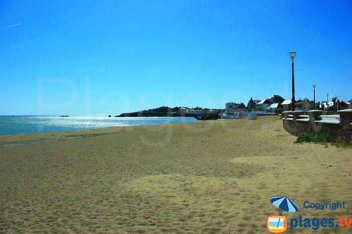 St Gilles Croix de Vie et la plage de Boisvinet