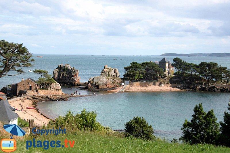 Bretagne - l'ile de Bréhat