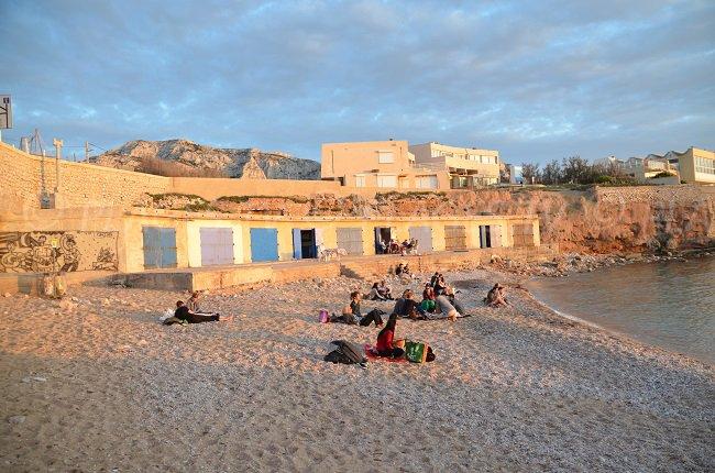 Bain des Dames à Marseille