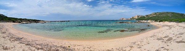 Spiaggia Sartène e Campomoro - Corsica