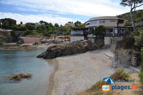 Spiaggia Bonne Eau Les Issambres - Francia