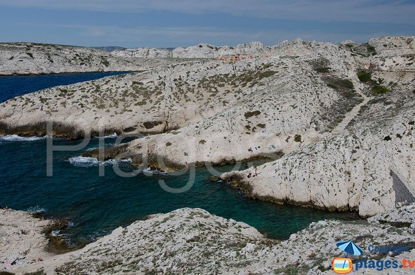 Photo of Calanque of Cap Frioul - Marseille
