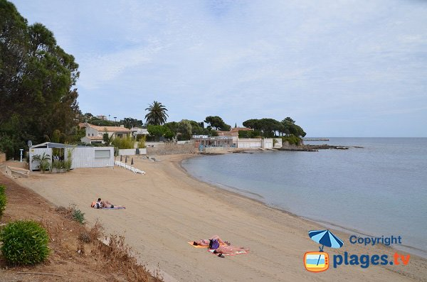Photo of Peiras beach - Les Issambres - France
