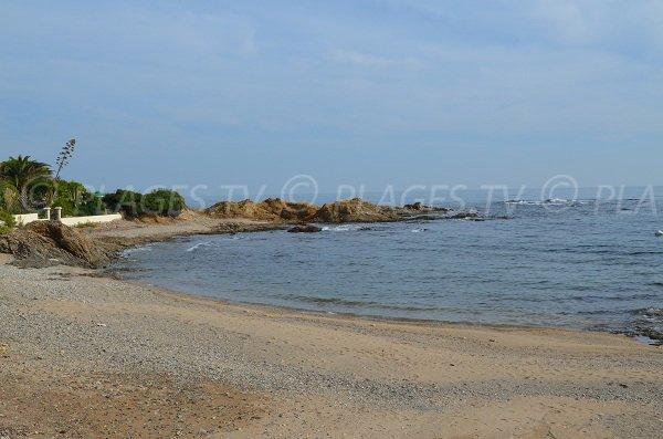 Calanque Sun Beach - Les Issambres - Var