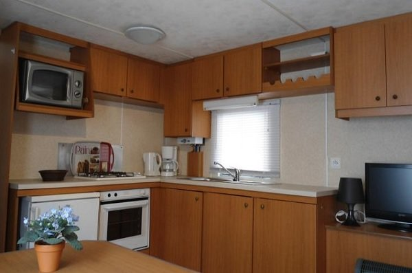 Cuisine mobil-home - Antibes