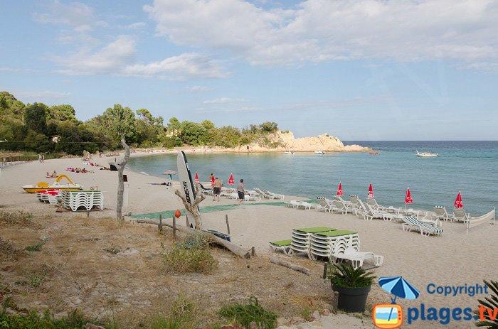 Canella plage - Solenzara