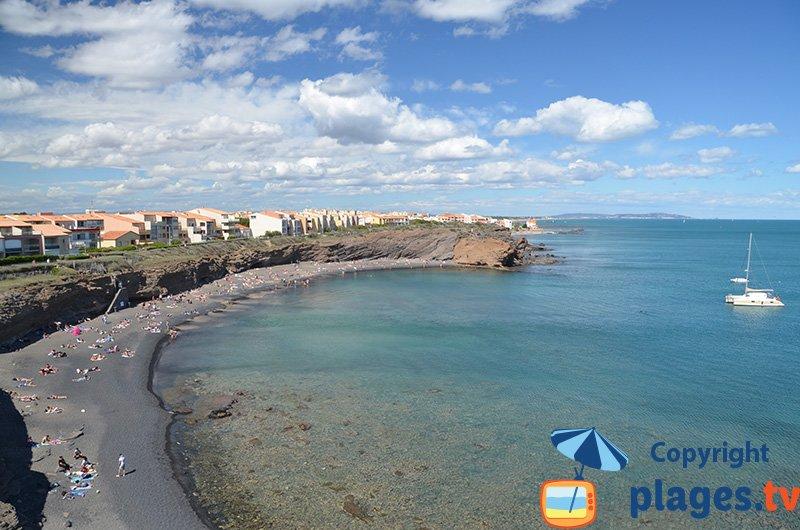 Falaises au Cap d'Agde