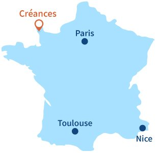 Localisation de Créances en Normandie