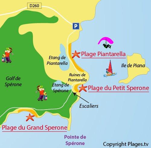 Piantarella Beach in Bonifacio South Corsica France Plagestv