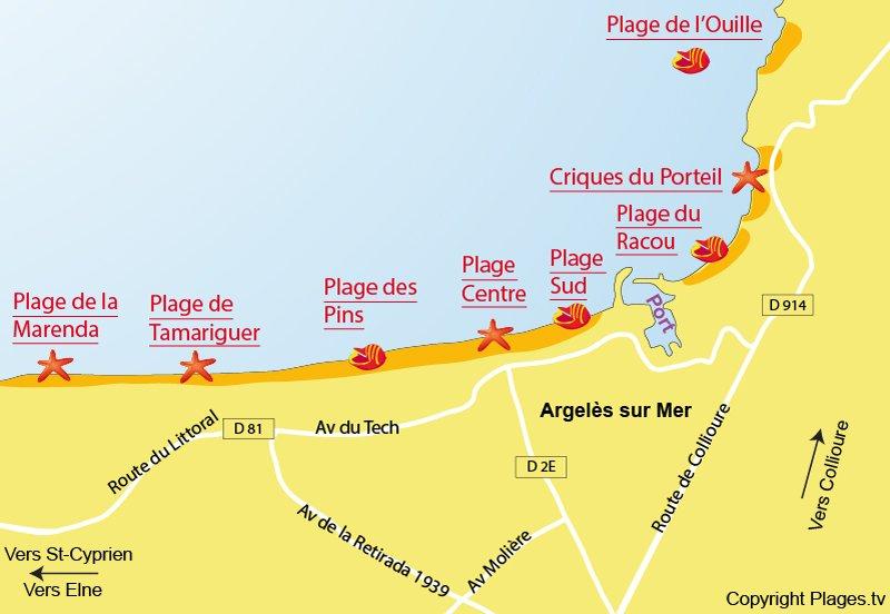 argeles-sur-mer-plage